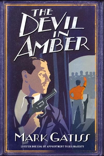 Devil in Amber HB 2
